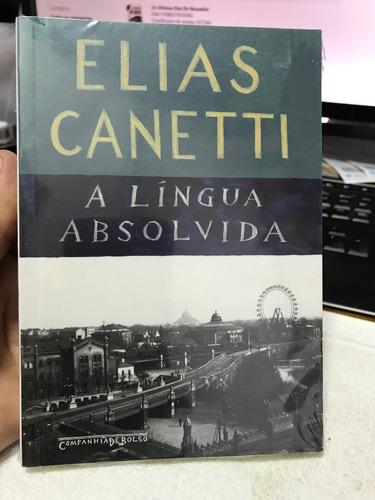 a língua absolvida elias canetti