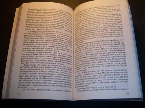 a lista de schindler. thomas kenneally . en portugués