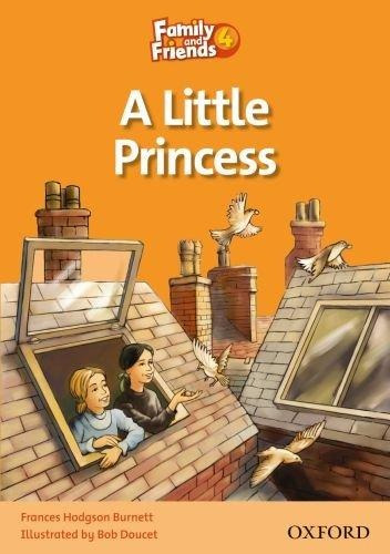a little princess - family and friends level 4 - oxford