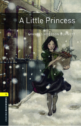 a little princess - stage 1 - oxford bookworms sin cd