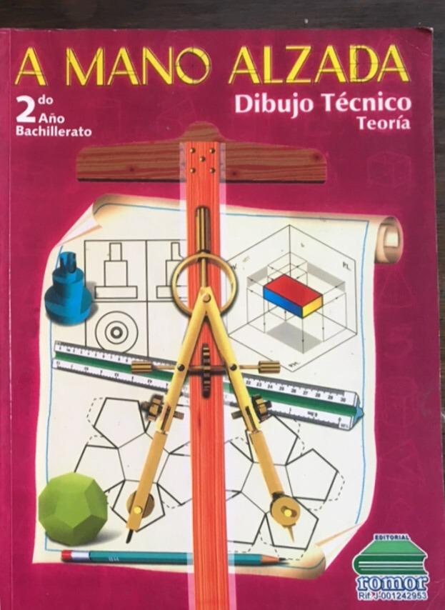 A Mano Alzada Libro De Dibujo Técnico 2 /5to. Año - Bs. 3,50 En Mercado Libre  @tataya.com.mx