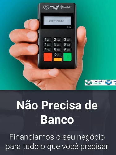 a máquina do mercado pago venda seguro app grátis credito