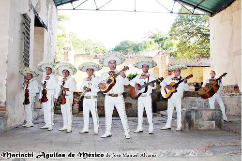 a mariachi aguilas de mexico de caracas aaa