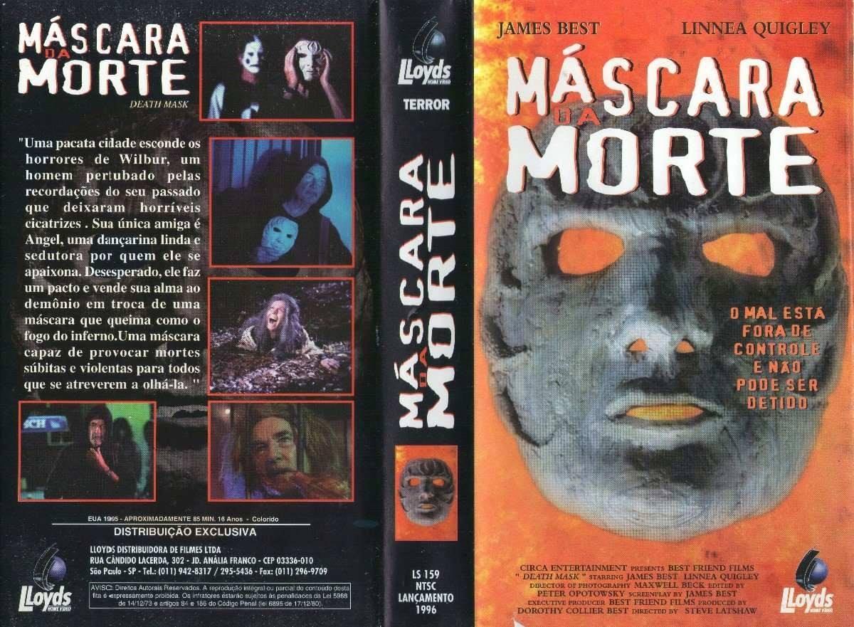 filme mascara da morte dublado