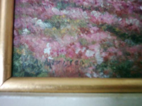 a. mevisser  -  ost - pintura - quadro