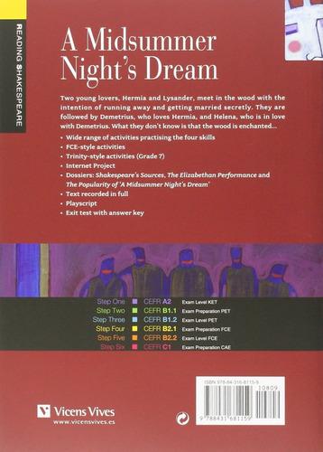 a midsummer night s dream - b 2.1 - r s - vicens vives w/cd