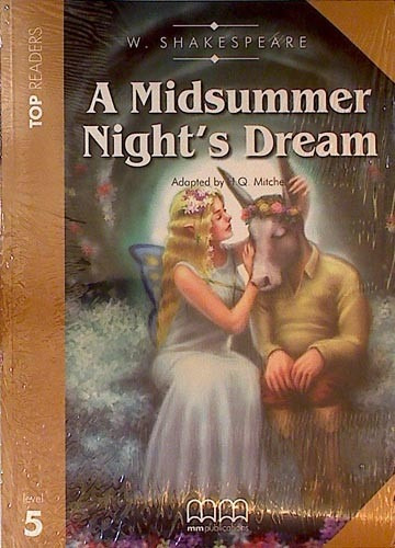 a midsummer night s dream - level 5 - top readers mm with cd