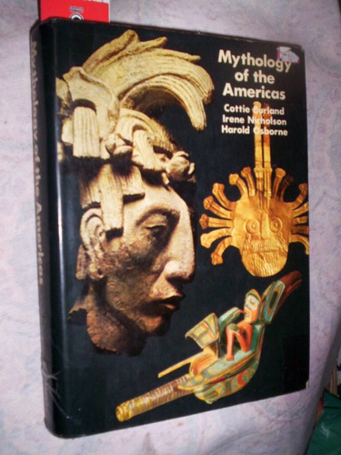 a mitologia das américas cottie burland