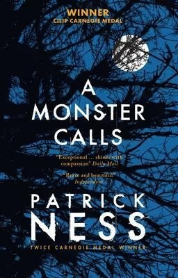 a monster calls - patrick ness - walker books - rincon 9