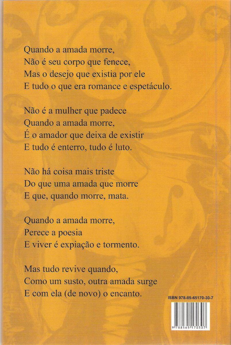 A Morte Da Amada Outros Poemas Rasgados R 2000 Em Mercado Livre
