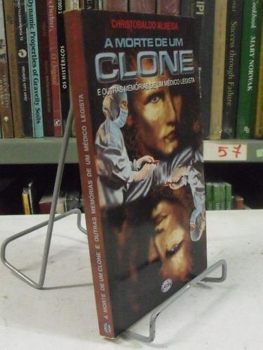 a morte de um clone - christobaldo almeida