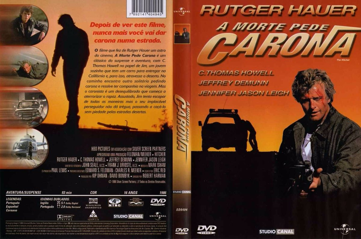 A Morte Pede Carona (the Hitcher) - R$ 25,00 em Mercado Livre