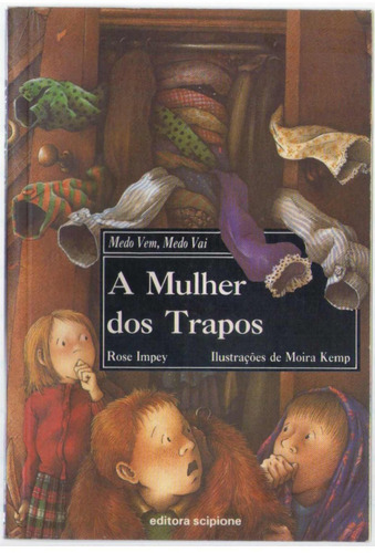 a mulher dos trapos - rose impey