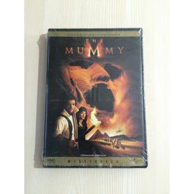 A Múmia (the Mummy)- Collector´s Edition - Dvd Imp - Novo/ab