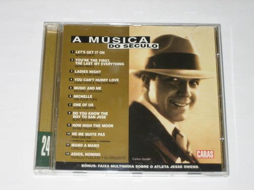 a música do século - vol. 24 - coleção caras