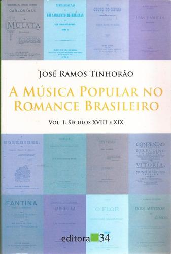 a música papular no romance brasileiro - josé ramos tinhorão
