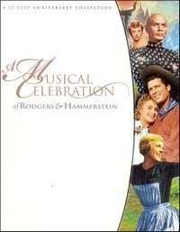 a musical celebration os rodgers & hammerstein 12 dvds