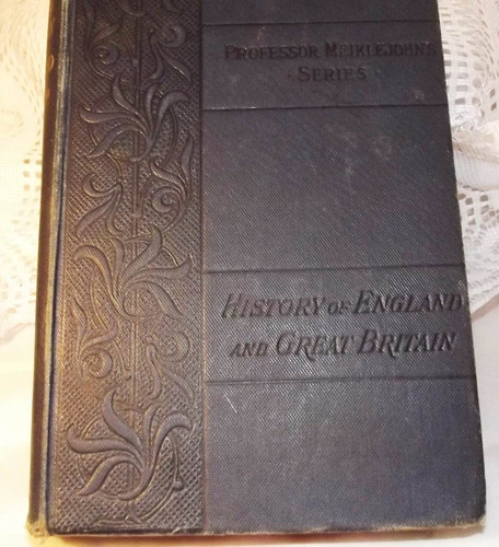 a new history of england and great britain, meiklejohn