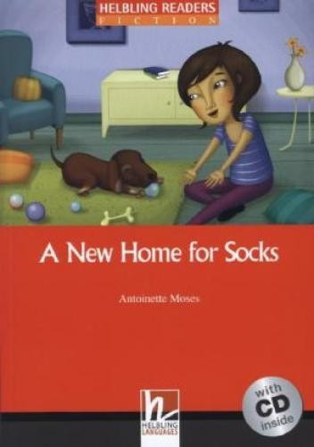 a new home for socks - level 1 - helbling languages with cd