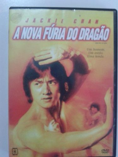a nova fúria do dragão dvd (com encarte) jackie chan