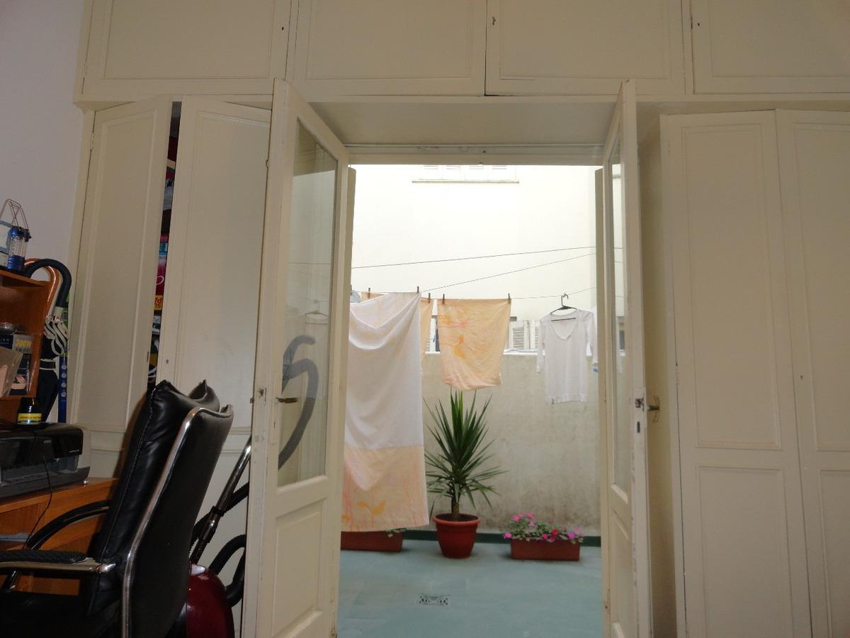 a nuevo, para entrar. planta baja interior, 2 dormitorios.