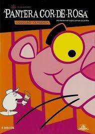 a pantera cor-de-rosa: box dvd coleção clássica (5 discos)