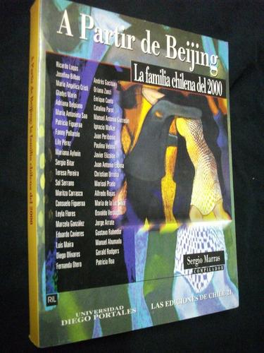 a partir de beijing, la familia chilena del 2000