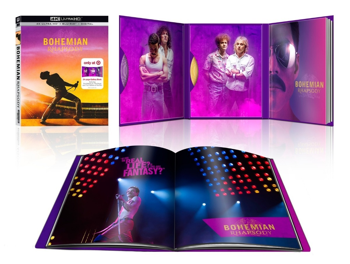 Image result for BOHEMIAN RHAPSODY VENTA DIGITAL