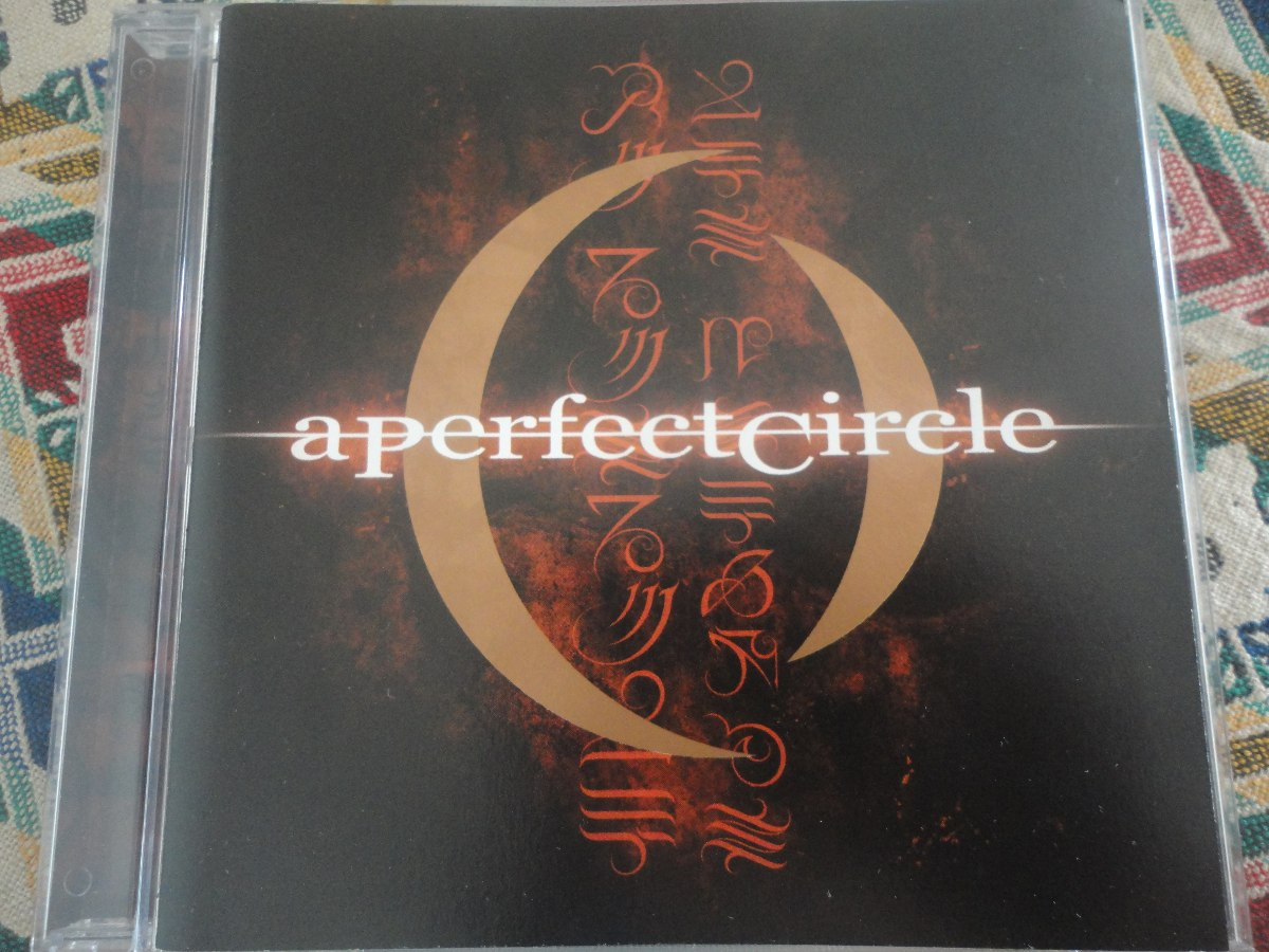 A Perfect Circle - Mer De Noms (2000) Tool Cd Americano