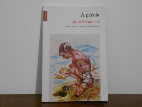 a pérola - john steinbeck - livro