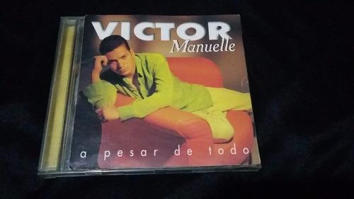 a pesar de todo victor manuelle cd salsa