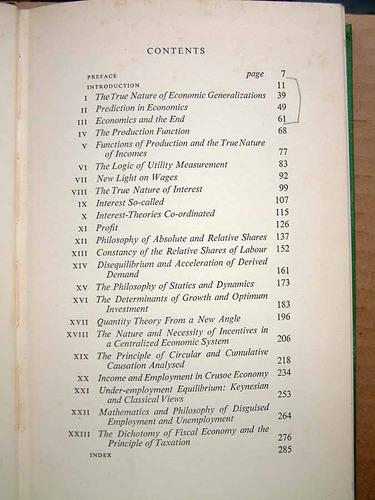 a philosophical interpretation of economics, j. k. mehta