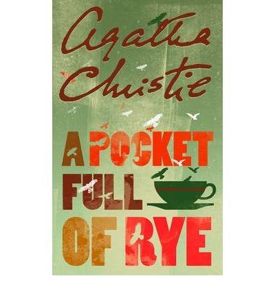 a pocket full of rye - agatha christie - harper collins