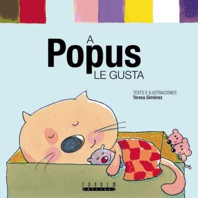 a popus le gusta(libro )