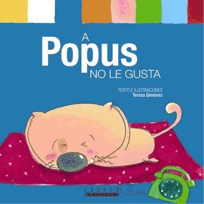 a popus no le gusta(libro )