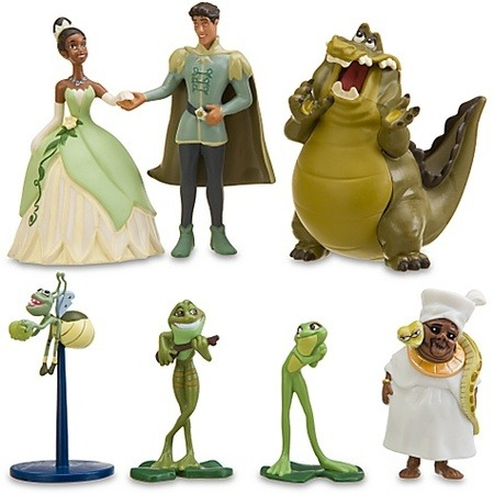 A Princesa Tiane E O Sapo Personagens Disney R 139 99
