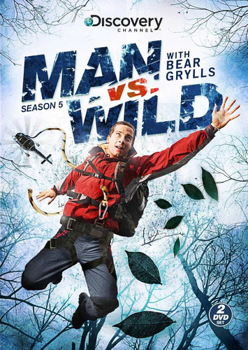 a prueba de todo man vs wild temporada 5 cinco serie dvd