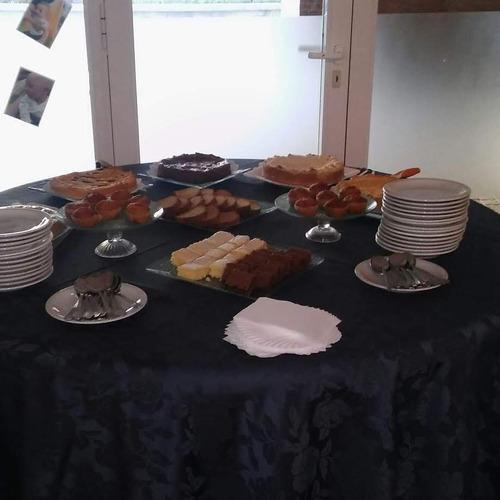 a punto gourmet - servicio de catering integral.