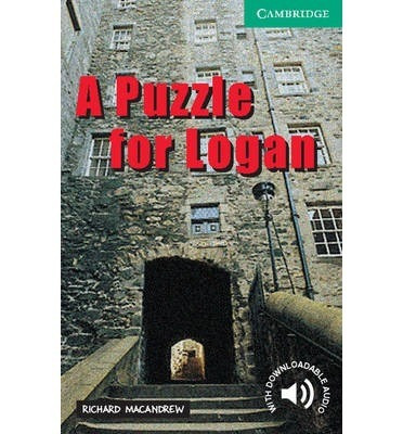 a puzzle for logan - level 3 - cambridge english readers