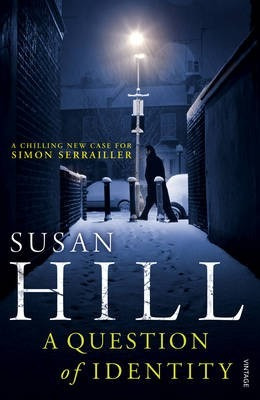 a question of identity - susan hill - vintage - rincon 9