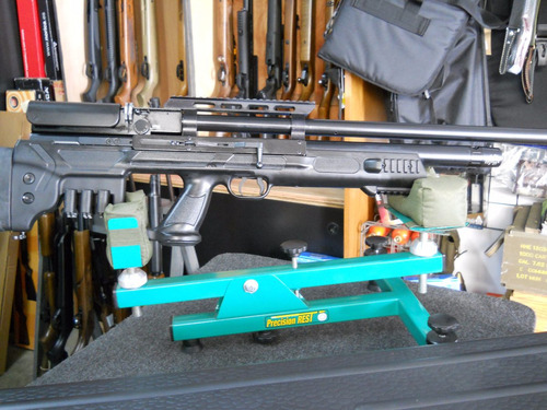 a reparacion de rifles de aire comprimido