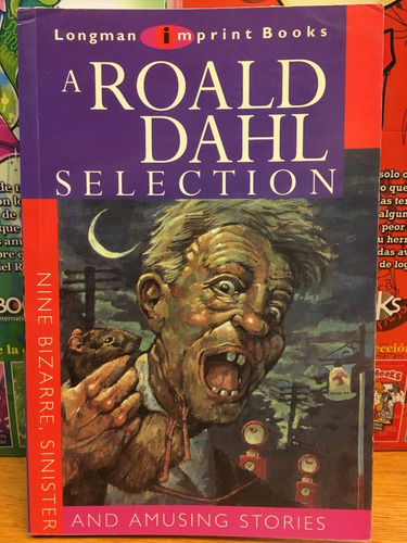 a roald dahl selection - longman pearson