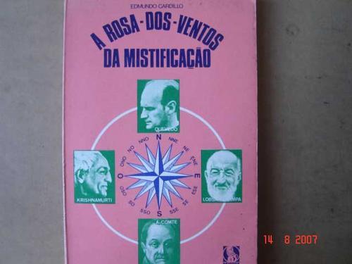 a rosa-dos-ventos da mistificação   edmundo cardillo d1