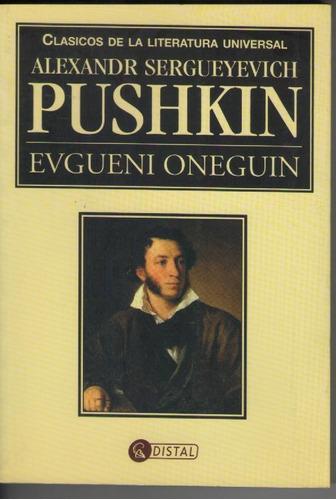 a. s. pushkin - evgueni oneguin