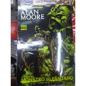 A Saga Do Monstro Do Pantano Livro Dois