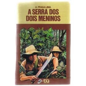 A Serra Dos Dois  Meninos - A. Fraga Lima