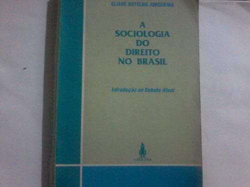 a socioligia do direito no brasil
