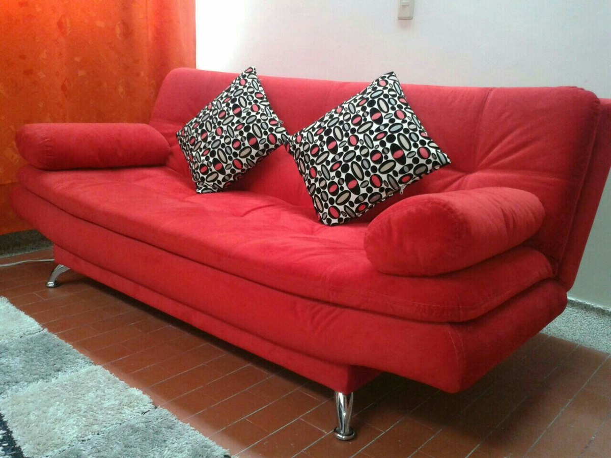 A sofa cama bruselas en mercado libre for Sofa cama mercado libre