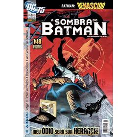 A Sombra Do Batman 2ª Série # 0 A 52 - Ed. Panini