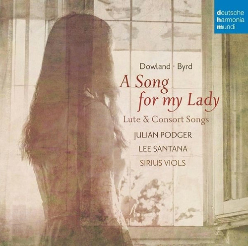 a song for my lady - julian podger / lee santana - cd
